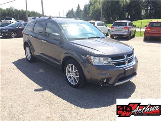 2014 DODGE JOURNEY R/T in Arthur, Ontario
