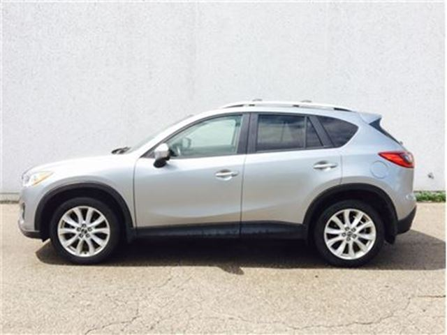 2014 MAZDA CX-5 GT, TEC,AWD,Leather,sunroof,camera,loaded in Vaughan, Ontario