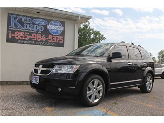 2010 Dodge Journey R/T   AWD   LEATHER   SUNROOF in Essex, Ontario