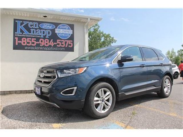 2016 Ford Edge SEL   LEATHER   NAV in Essex, Ontario