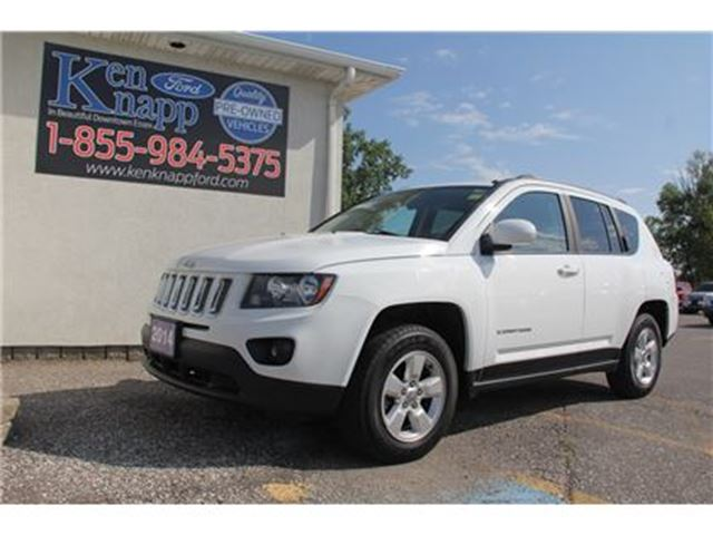 2014 Jeep Compass Sport/North   LEATHER in Essex, Ontario