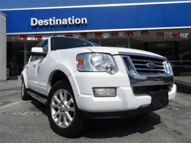 2007 FORD EXPLORER Sport Trac Limited 4.0L in Vancouver, British Columbia