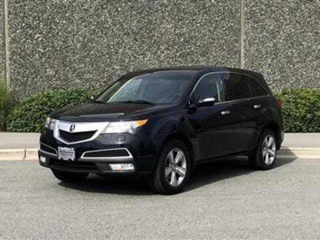 2011 ACURA MDX Tech 6sp at *Navigation, DVD* in North Vancouver, British Columbia