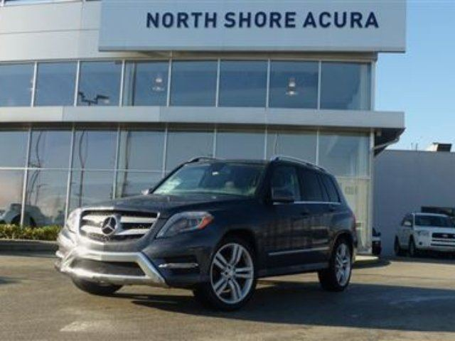 Used 2013 mercedes benz glk class 4matic sport for Mercedes benz north vancouver