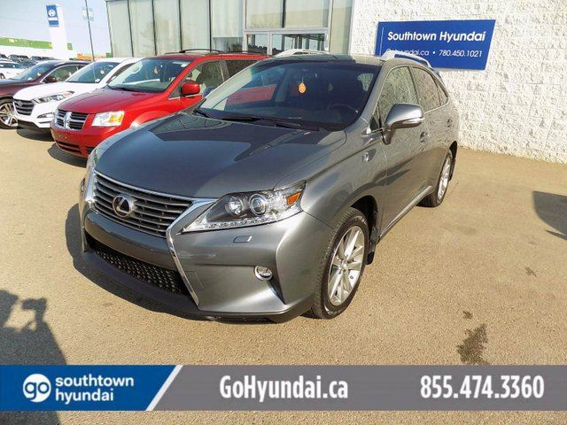 2015 LEXUS RX 350 Luxury 4dr All-wheel Drive in Edmonton, Alberta