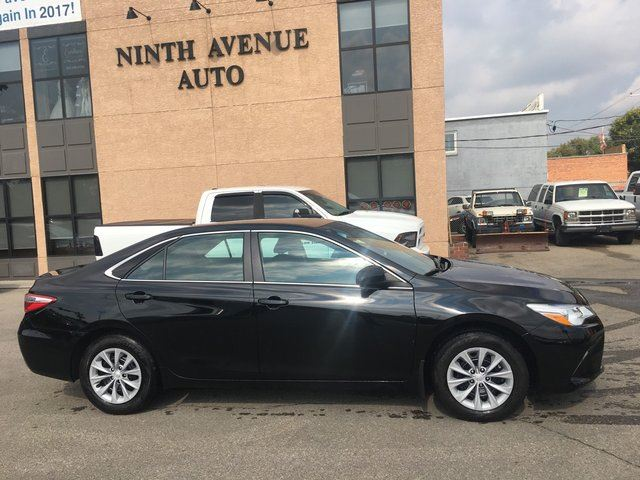 2016 TOYOTA CAMRY LE 4dr Sedan, 2.5 4cyl, Back up camera in Calgary, Alberta