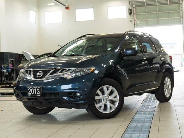2013 NISSAN MURANO 3.5 SL AWD in Kelowna, British Columbia
