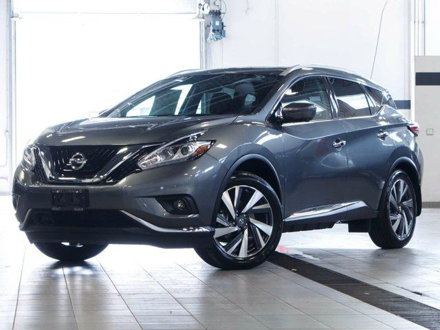 2017 NISSAN MURANO 2017.5 Platinum All-wheel Drive in Kelowna, British Columbia