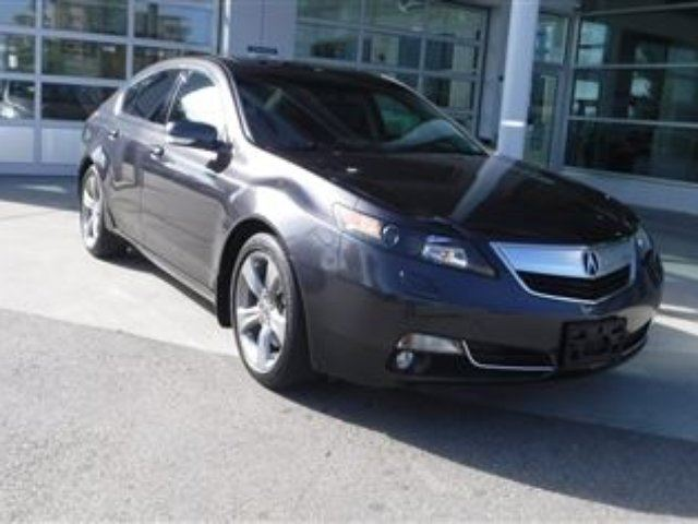 2012 ACURA TL Tech AWD *Certified* in Coquitlam, British Columbia