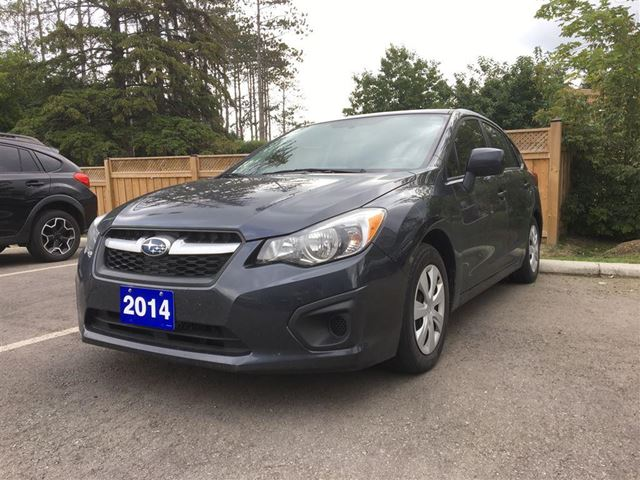 2014 Subaru Impreza 2.0i 2.0i in Richmond Hill, Ontario