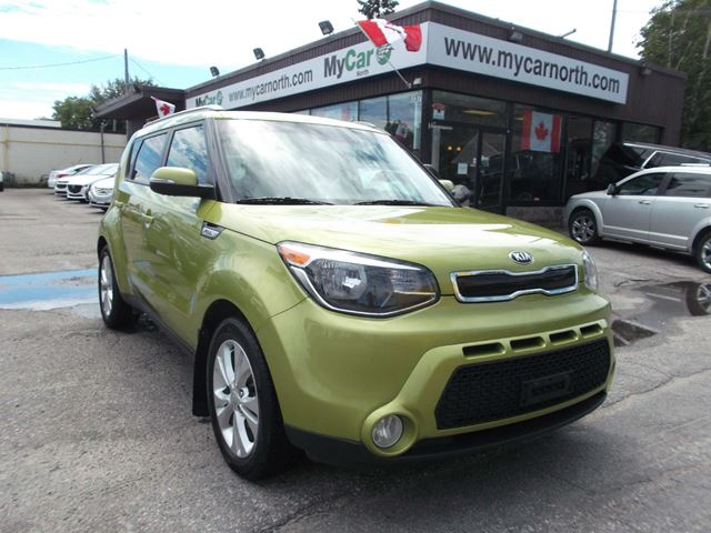 2014 KIA SOUL EX in Kingston, Ontario