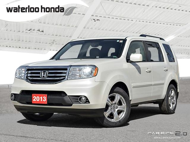 2013 HONDA PILOT EX Back Up Camera, AWD, Heated Seats and more! in Waterloo, Ontario