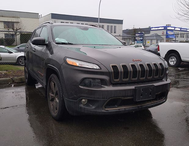 2016 JEEP CHEROKEE *ACCIDENT FREE*ONE OWNER*LOCAL BC CAR* in Surrey, British Columbia