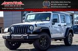 2017 Jeep Wrangler Unlimited New Car Willy's Wheeler 4x4 Manual LED,DualTopPkgs Alpine in Thornhill, Ontario