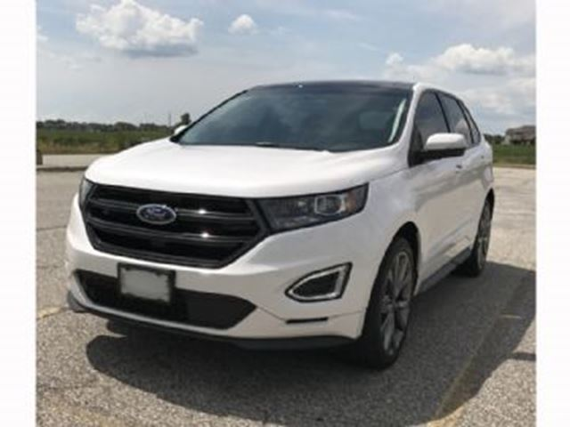2016 FORD EDGE Edge Sport in Mississauga, Ontario