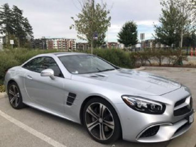 2017 MERCEDES-BENZ SL-CLASS 450 Roadster ~LOADED~ in Mississauga, Ontario