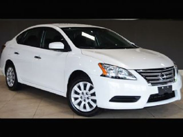 2014 NISSAN SENTRA 1.8 SV in Mississauga, Ontario