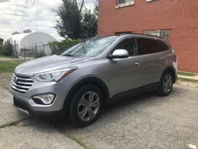 2016 HYUNDAI SANTA FE AWD Luxury Package in Mississauga, Ontario
