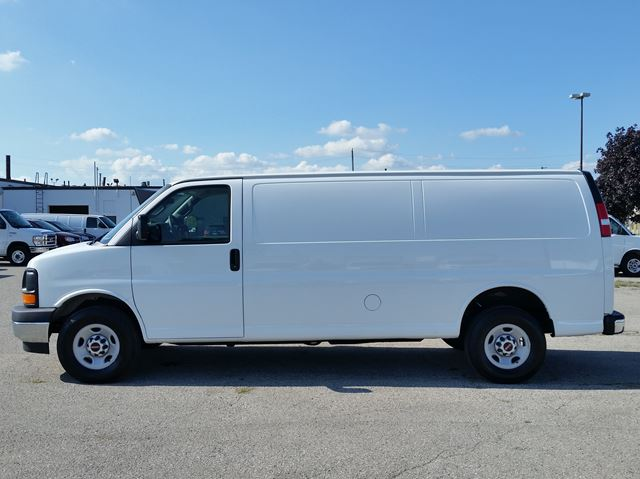 2017 GMC SAVANA 3500 155 inch wheel base in London, Ontario