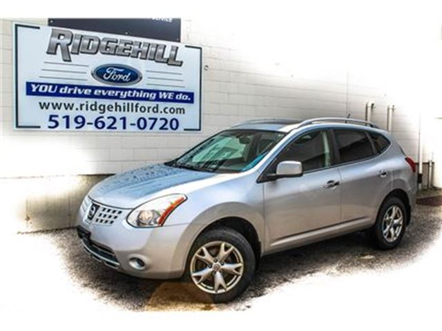 2010 NISSAN ROGUE SL  LEATHER  SUNROOF  AWD in Cambridge, Ontario
