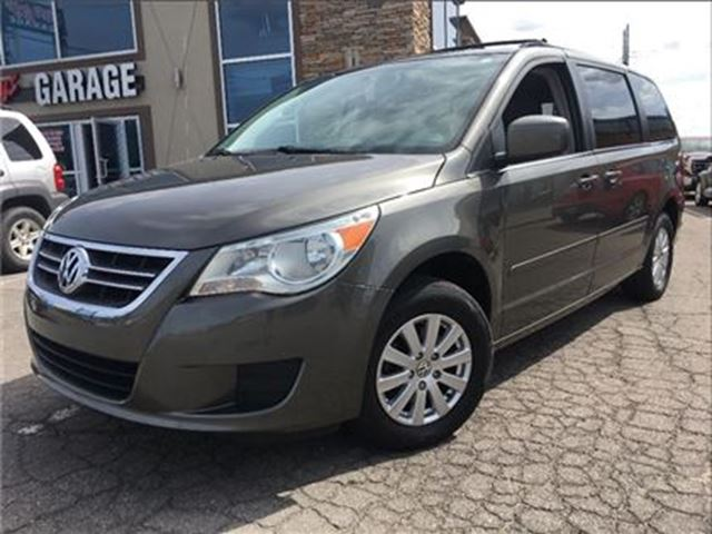 2010 VOLKSWAGEN ROUTAN Comfortline DUAL POWER SLIDING DOORS in St Catharines, Ontario