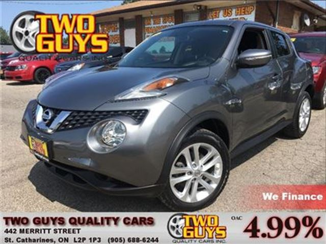 2015 NISSAN JUKE SV 5 PASSENGER A/C in St Catharines, Ontario