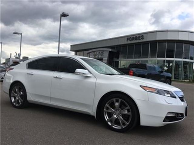 2012 ACURA TL Elite (A6) \ SH-AWD \ 3.7 V6 \ NAVI \ in Waterloo, Ontario