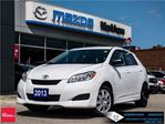 2013 Toyota Matrix Base ACCIDENT FREE LEASE RETURN in Markham, Ontario