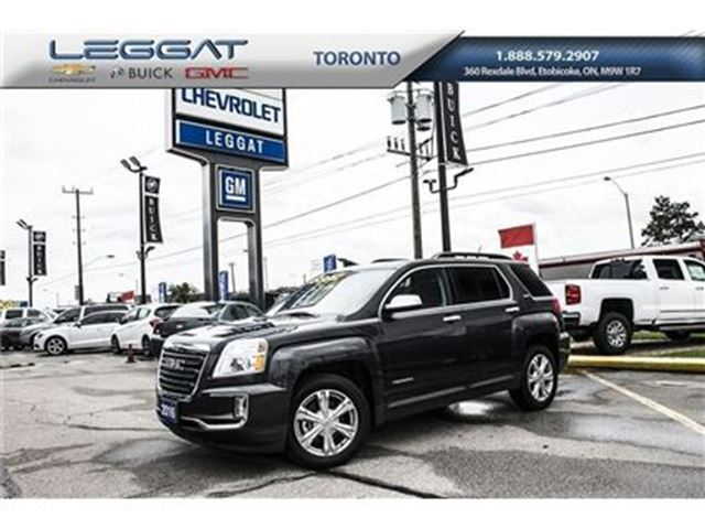 2016 GMC Terrain SLE-2, All-Wheel Drive, Power Sunroof and more in Rexdale, Ontario