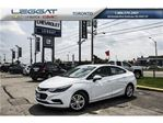 2017 Chevrolet Cruze LT, Power Sunroof, Remote starter and much more... in Rexdale, Ontario