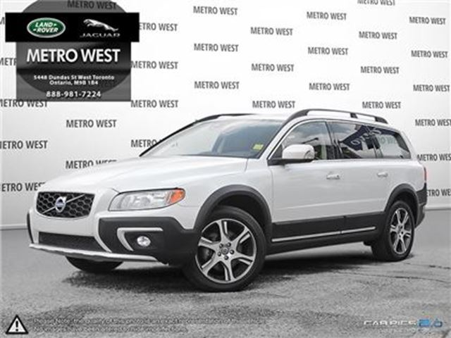 2015 VOLVO XC70 T6 Platinum - 0.9% for 60 months in Toronto, Ontario