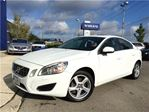 2013 Volvo S60 T5 AWD A LEASE RETURN, DEALER SERVICED, CLEAN CARP in Mississauga, Ontario