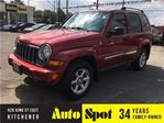 2005 Jeep Liberty Limited/LOW, LOW KMS!/PRICED FOR A QUICK SALE in Kitchener, Ontario