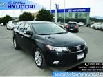2010 Kia Forte 2.4L SX 4dr Sedan in Kelowna, British Columbia