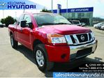 2012 Nissan Titan SV 4x4 King Cab SWB in Kelowna, British Columbia