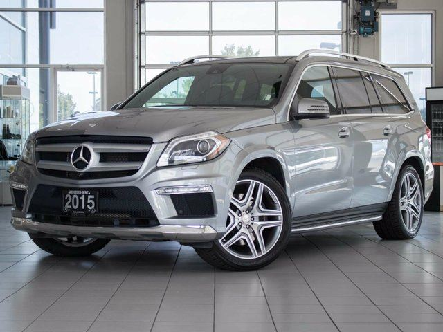2015 MERCEDES-BENZ GL-CLASS GL 350 BlueTEC 4MATIC in Kelowna, British Columbia
