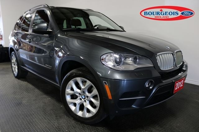 2012 BMW X5 35D in Midland, Ontario