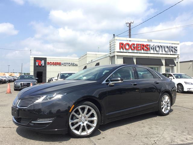 2013 LINCOLN MKZ 2.0 ECOBOOST - NAVI - SELF PARKING in Oakville, Ontario