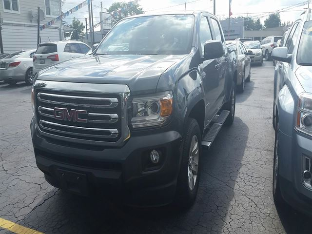 2015 GMC CANYON SLE Crew Cab 2WD Short Box in Virgil, Ontario