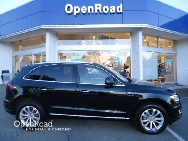 2015 AUDI Q5 2.0T Progressiv in Richmond, British Columbia