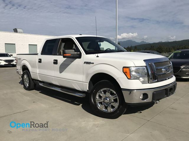 2009 FORD F-150 XLT A/T 4X4 Local Crusie Control Bluetooth XM A in Port Moody, British Columbia