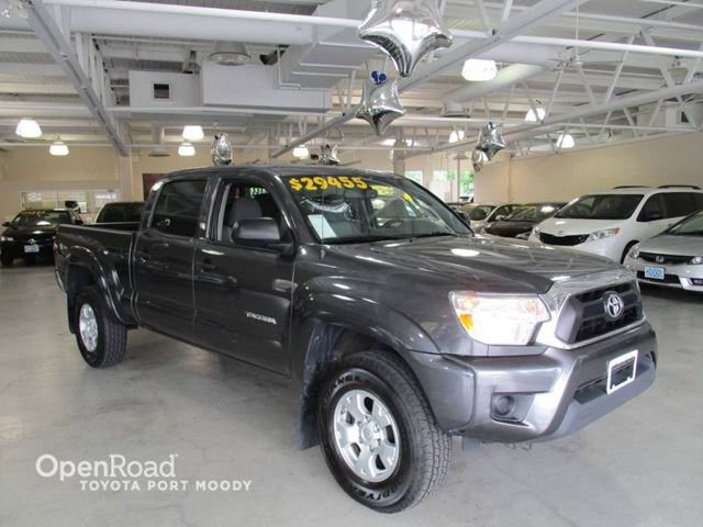 2012 Toyota Tacoma SR5 Power Package - Bluetooth, Backup Camera, T in Port Moody, British Columbia
