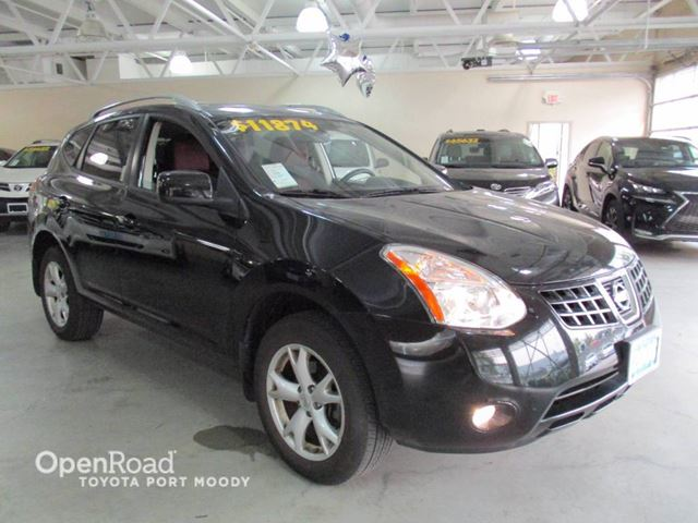 2008 Nissan Rogue SL - Sunroof, Heated Front Seats, Cruise Control in Port Moody, British Columbia