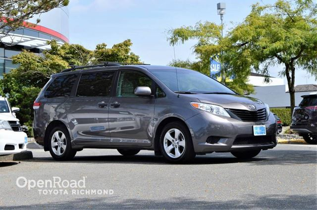 2013 TOYOTA SIENNA           in Richmond, British Columbia