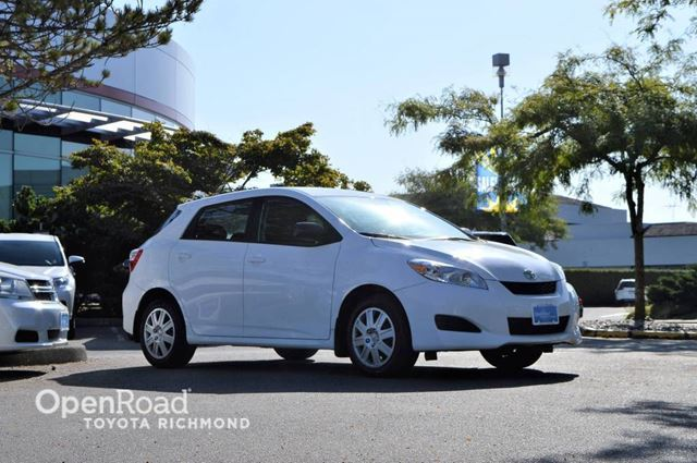 2013 TOYOTA MATRIX           in Richmond, British Columbia