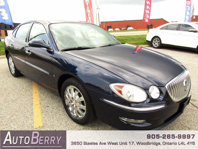 2009 BUICK ALLURE CXL - LEATHER - 3.8L in Woodbridge, Ontario