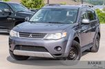 2009 Mitsubishi Outlander XLS in Barrie, Ontario
