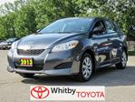 2013 Toyota Matrix           in Whitby, Ontario