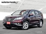 2013 Honda CR-V EX-L 160,000 km Warranty! Back Up Camera, Heated Seats and more! in Waterloo, Ontario