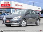 2013 Toyota Matrix Base Toyota Certified, One Owner, No Accidents, Toyota Serviced in London, Ontario